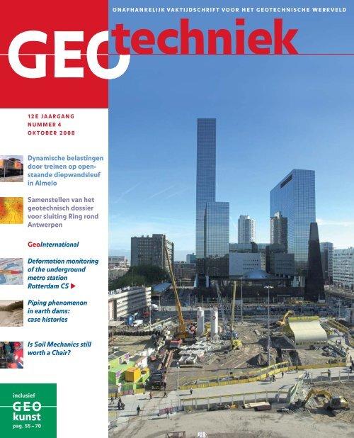 i137 GEO binnen - GeoTechniek