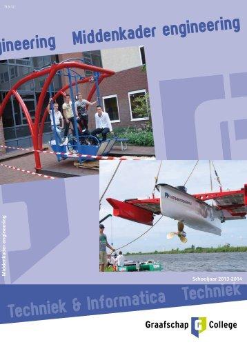 Download brochure - Graafschap College