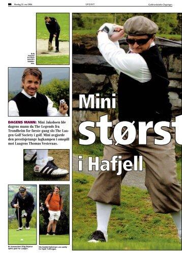 Last ned artikkel - Laagen Golf Society