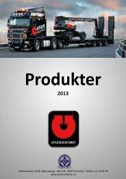 Produkter - Utleiesenteret AS