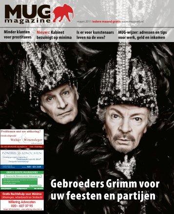 Gebroeders Grimm voor uw feesten en partijen - MUGweb