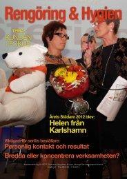 Läs Rengöring & Hygien #6-12 - SRTF