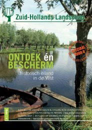 Download als PDF - Het Zuid-Hollands Landschap