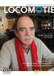 50 februari 2013 Magazine over onafhankelijke politiek Op naar de ...