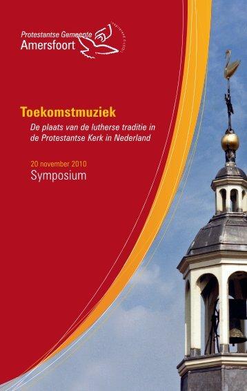 Het boekje is te downloaden. - Protestantse Gemeente Amersfoort