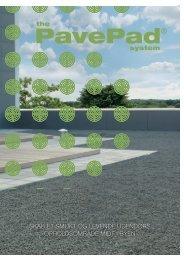 klik her for download - Excellent PavePad System