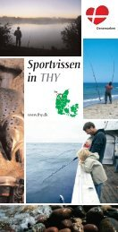 Sportvissersguide download hier. - Hanstholm Camping
