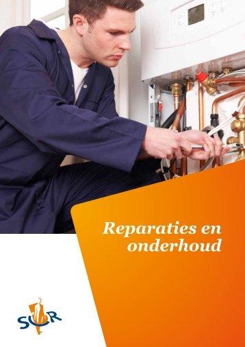 Reparaties en onderhoud - SOR