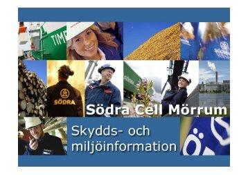 Södra Cell Mörrum - SSG