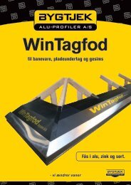 WinTagfod - Bygtjek
