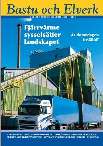 2005/01 - Kokkolan Energia