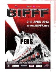 Ciné 1 - Brussels International Fantastic Film Festival 2013