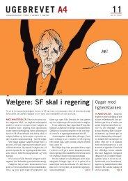 UGEBREVET A4 11