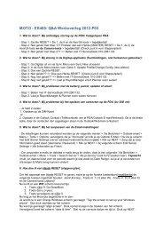 FAQ_Herinstallatie_Digitap - Facilicom