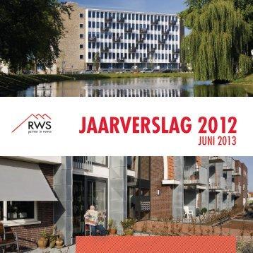 Kerngetallen Jaarverslag 2012 (PDF) - RWS partner in wonen