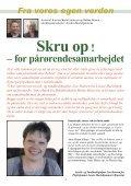 Juli 2007 Den omvendte Alzheimer Et træ skal ... - Mariehjemmene - Page 4