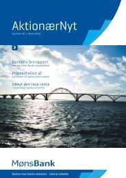 AktionærNyt - Møns Bank