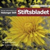 Helsingør Stift Stiftsbladet