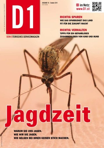Download - D1 Dein Steirisches Servicemagazin