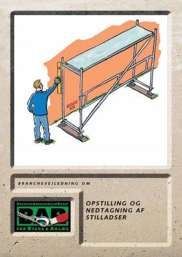 198. Hent Opstilling og nedtagning af stilladser - BAR Bygge & Anlæg