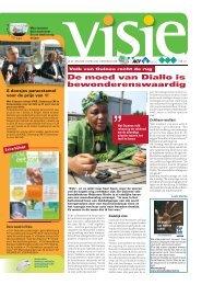 De moed van Diallo is bewonderenswaardig - ACV