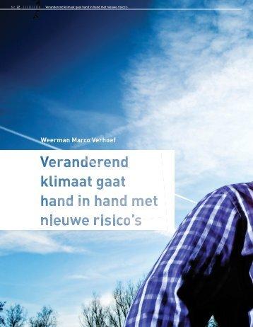 Lees het interview met Marco Verhoef - Rijken & Jaarsma