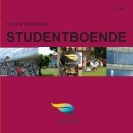 STUDENTBOENDE - Malmö stad