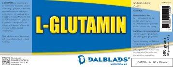 Etikett med ingrediensförteckning - Los Gallos