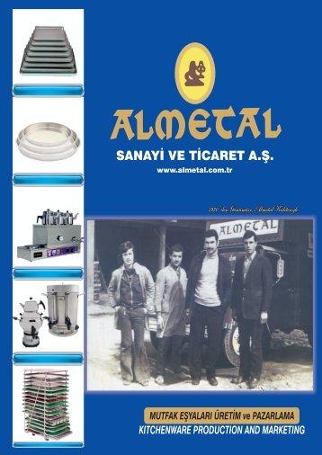 Katalog Catolog - Almetal