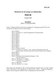Rast 06 - Korrekturen Dezember 2008 - FGSV Verlag