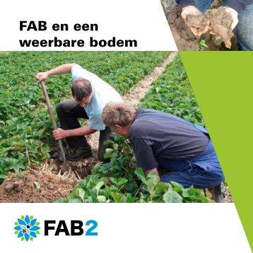 Brochure FAB en een weerbare bodem - Spade
