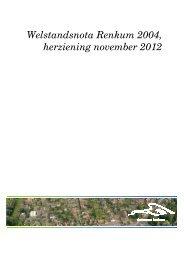 Welstandsnota Renkum 2004 herziening november 2012 20120905 ...