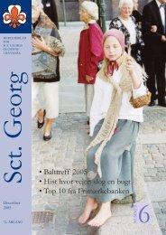 Sct. Georg 6/2005 - Sct. Georgs Gilderne