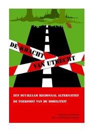 DE KRACHT van utrecht - Natuur en Milieufederatie Utrecht