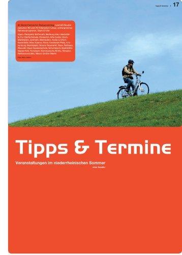 Tipps & Termine - Waz