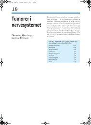 Tumorer i nervesystemet