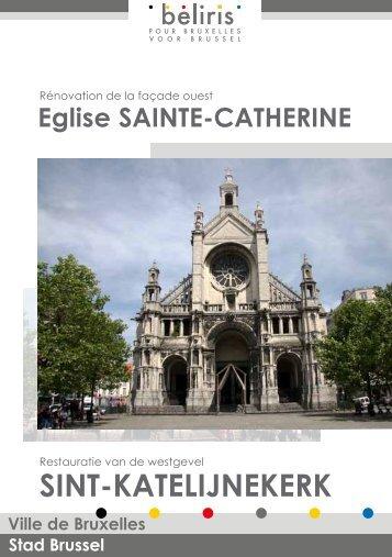 Sint-Katelijnekerk - Eglise Sainte-Cathérine - beliris