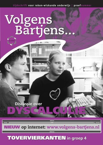 DYSCALCULIE DYSCALCULIE - Koninklijke Van Gorcum