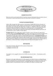 PASW/SPSS-Projekt - ett delmoment i kursen Vetenskaplig metodik ...