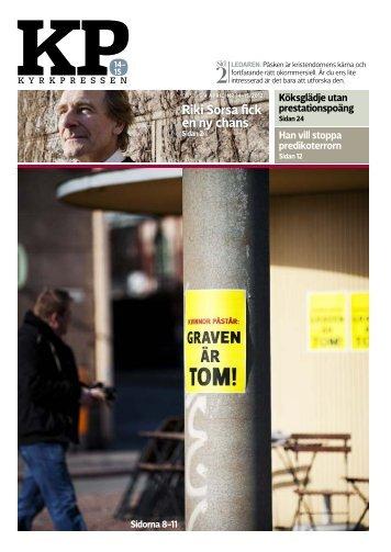 PDF: 5.7MB - Kyrkpressen