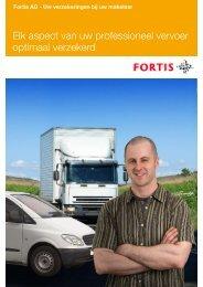 Elk aspect van uw professioneel vervoer optimaal ... - AG Insurance