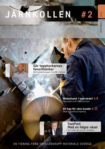Järnkollen, pdf - ThyssenKrupp Materials Sverige