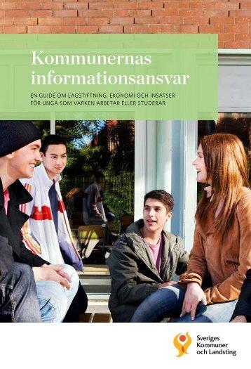 Kommunernas informationsansvar - Webbutik - Sveriges Kommuner ...