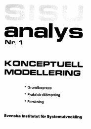 1. konceptuell modellering