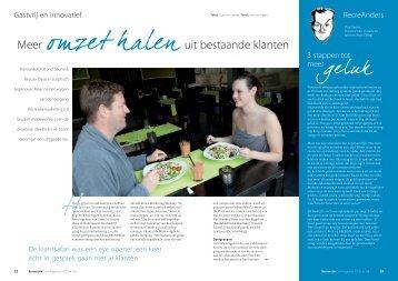 Meer uit bestaande klanten - Sauna en Wellness Nederland