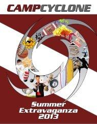Summer Extravaganza 2013 - Porter-Gaud School