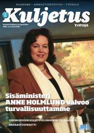 Lehden sisältöä 9/2009 (pdf) - SKAL