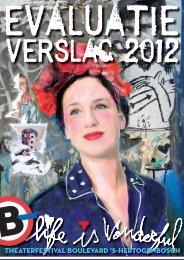 theaterfestival BOULEVARD 's-hertogenbosch