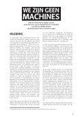 we zijn geen machines - Schone Kleren - Page 6
