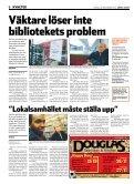 moskén i Hallunda fick alla fönstren krossade - Södra Sidan - Page 6